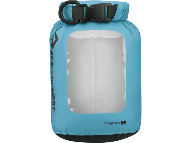 Sea to Summit View Bolsa seca, blue